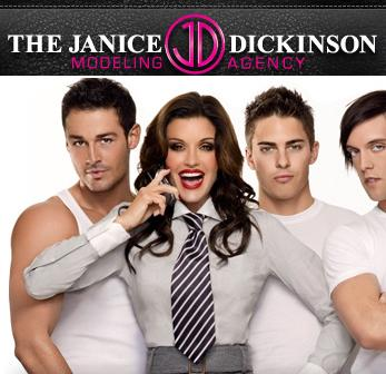 Janice Dickinson Modeling Agency Or Why Not To Become A Model