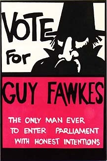 Fawkes_Political_Poster